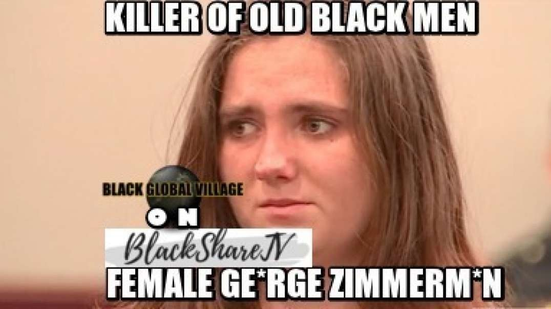White Female Dubbed 'The Female George Zimmerman' After Chasing and Murdering Elder Black Man in Car