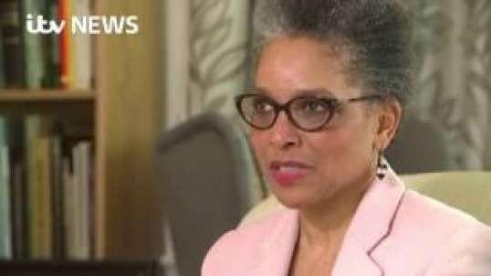 UK's first Black Woman Lord Lieutenant makes history