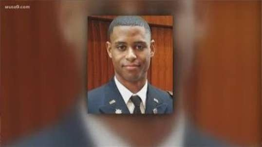 Family of Richard Collins fighting Army to give him full military honors after his murder at bus sto