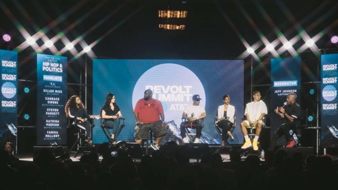 T.I., Killer Mike, Candace Owens, & More Talk: Black Agenda, Voting, & Donald Trump