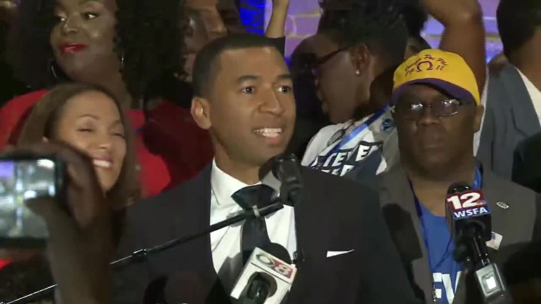 First Black Mayor elected in Montgomery, Alabama in city's 200-year history