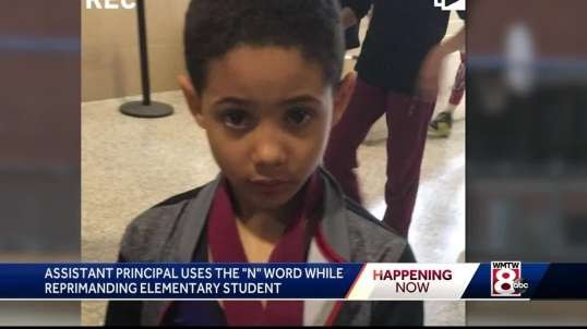 Assistant principal called 9-year-old the n-word, to teach him a lesson says school