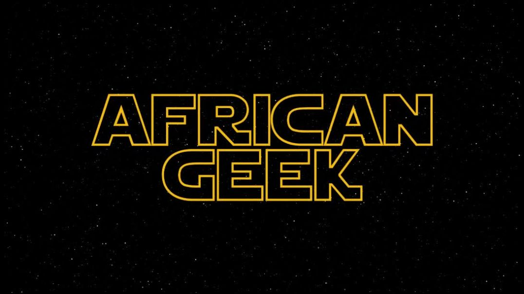 African Geek - Star wars text animation Tutorial