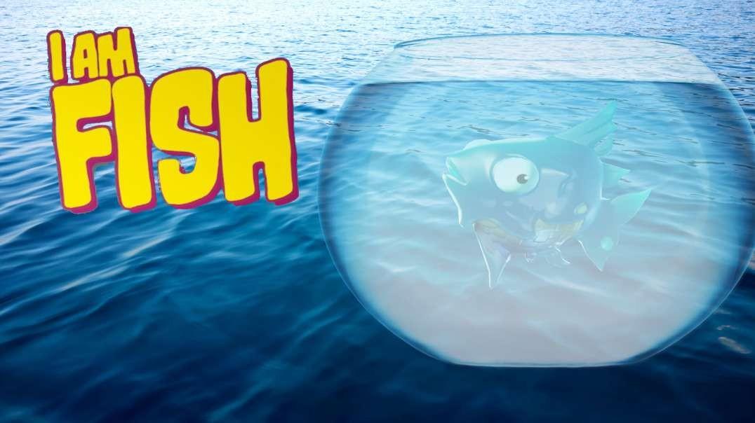THE IRON FISH MODE | I Am Fish