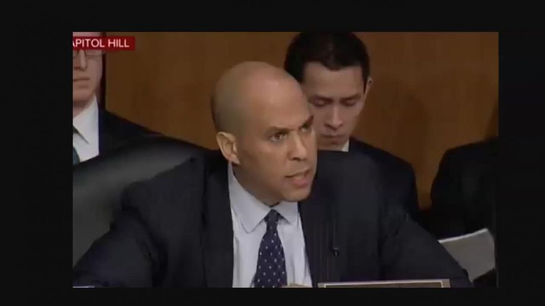 Cory Booker is out of the race.mp4