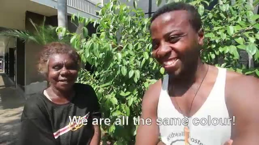 What do Aboriginal People Think of Africans