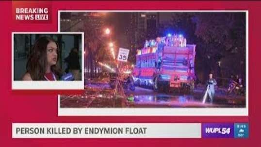 Endymion Extravaganza guests shocked by float fatality