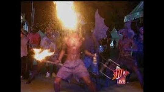 John Cupid Carnival Village Opens for Carnival 2020 In Trinidad