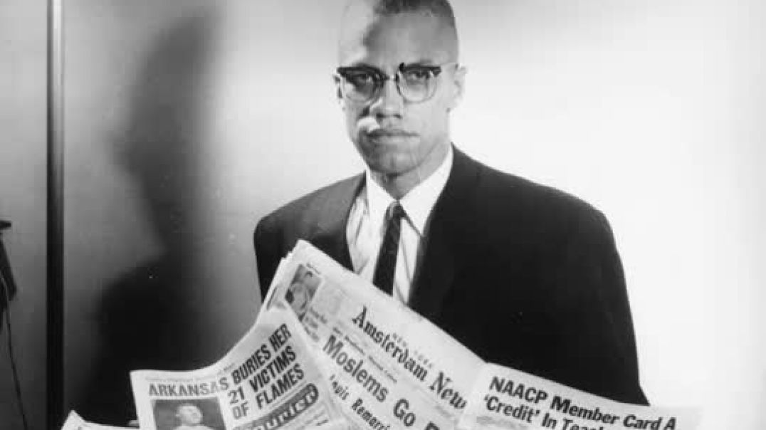 Malcolm X - Black Celebrities Are Not Leaders Of The Black Community