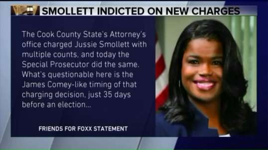 Kim Foxx campaign dogged by Jussie Smollett questions