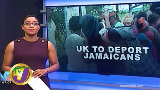 50 Black british citizens of Jamaican heritage to be Deported From the UK in Windrush Scandal
