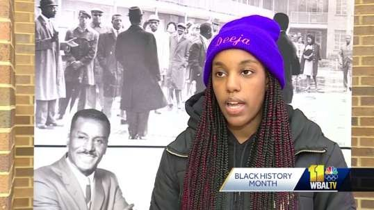 Baltimore students learn of forgotten Civil Rights activists