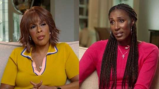 Was Gayle King's Interview With Lisa Leslie A Trigger?