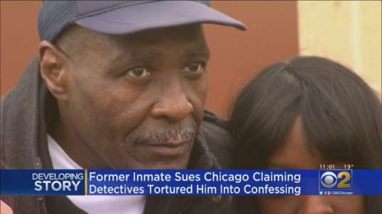Innocent Man Stanley Wrice Sues Chicago Detectives  Who Tortured Him Into Confessing
