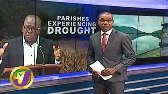 Parishes Experiencing Drought in Jamaica