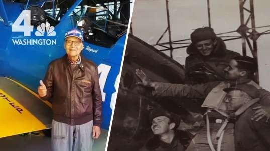 100-Year-Old Tuskegee Airman Unites Congress and Inspires New Generation | Black History Month