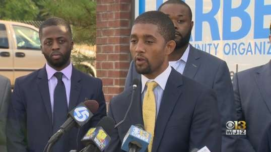 Brandon Scott Says He Was Assaulted By Sheila Dixon Campaign Volunteer In Baltimore Mayor Election R