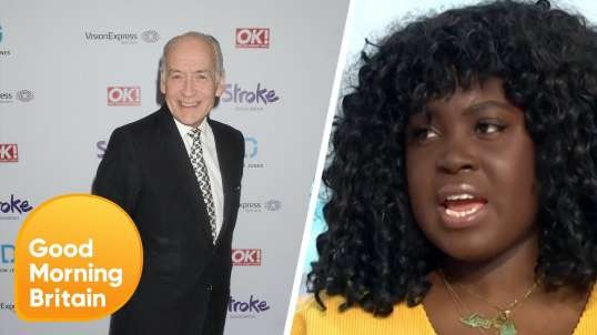 White News Host steps down after racist tweet. Two black british of west African descent debate on T