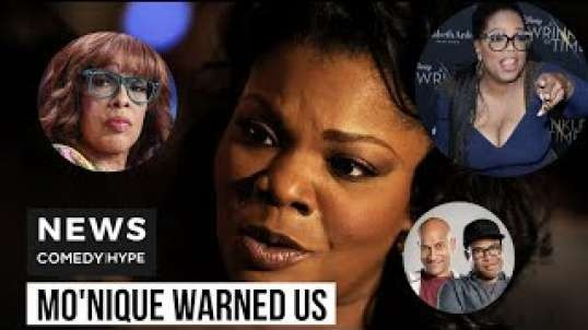 Mo'Nique Warned Us About 'Picked Negroes' :The Truth Exposed About Oprah and Gayle