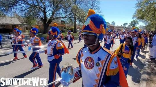 Carnival Season 2020:Marching Bands of the NOMTOC Mardi Gras Parade 2020