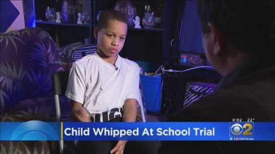 New Twist In Trial In School Whipping Trial