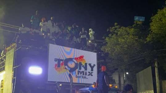 Carnival Season 2020: Pre-Kanaval 2020: TONYMix Lave lè a Chanmas pou twazyèm dimanch lan.