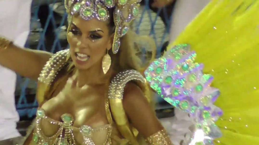 Carnival Season 2020: Samba School Parade Rio Carnival - Part2