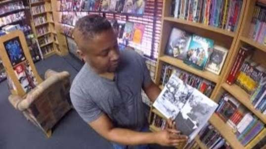 Minnesota's only black owned comic book store celebrates black history 24/7