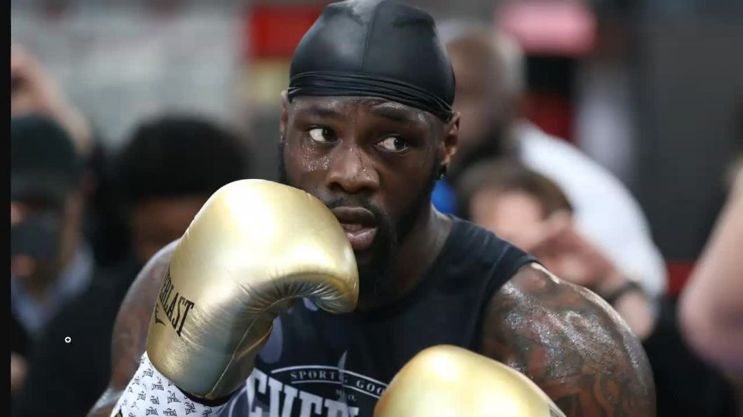 Deontay Wilder will rise again as King