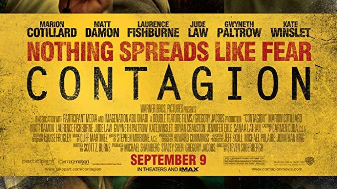 Watch Contagion ~ [2020]  Full Movie  SUB ~ ENG