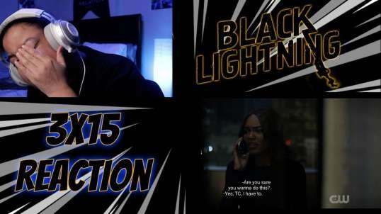 Black Lightning 3x15 The Book of War: Chapter Two: Freedom Ain't Free REACTION
