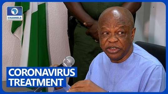 Prof. Maurice Iwu Claims He May Have Found Cure For COVID-19
