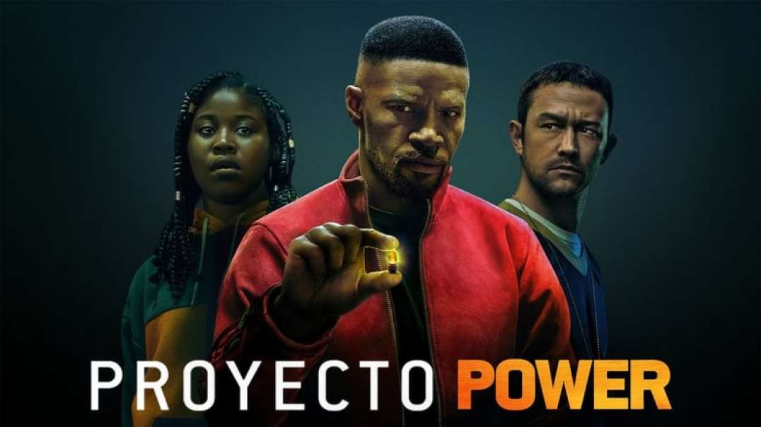 WAtch OnLine Project Power Full NETFLIX Movie In FREE