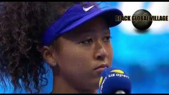 What DOES It Mean To You? Naomi Osaka's response to question over her protest of Black Lives