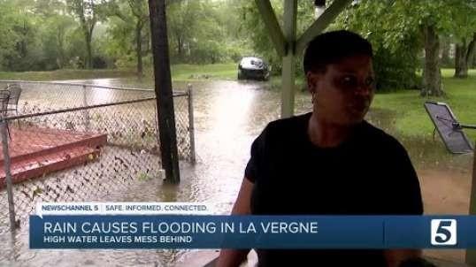 La Vergne flood victim recalls scary morning